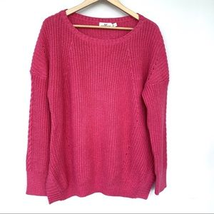 Vineyard Vines chunky knit sweater